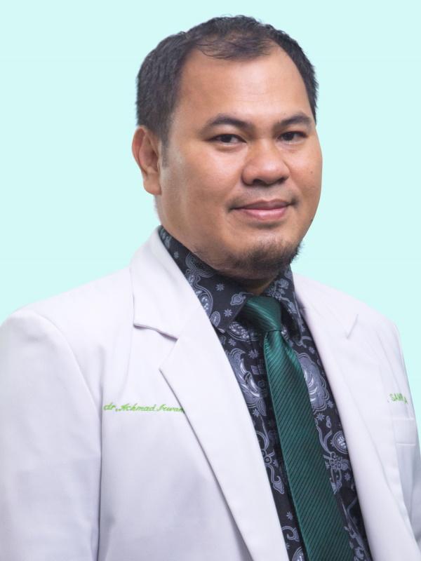 dr. Achmad Irawan, SpOG