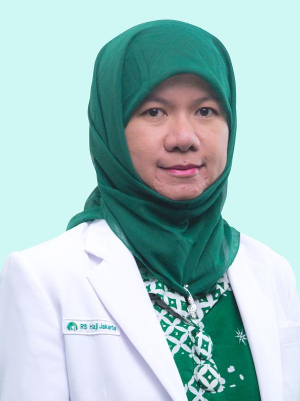 dr. Fatmawaty, Sp.A